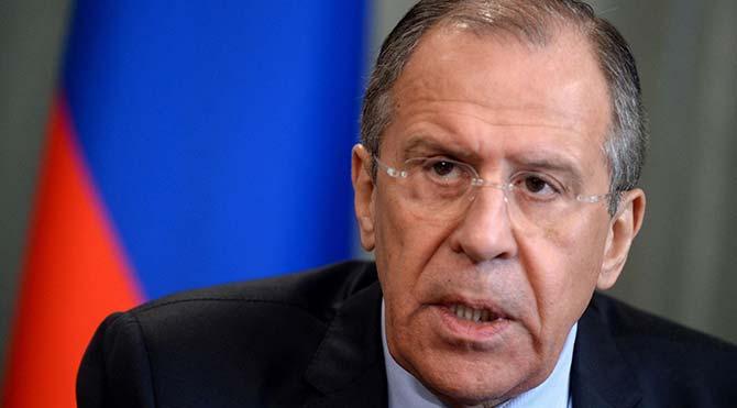 Lavrov: İdlib'te Rus-Türk anlaşmaları uygulanıyor