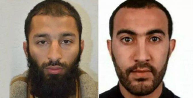 Londra saldırganlarının kimlikleri belli oldu