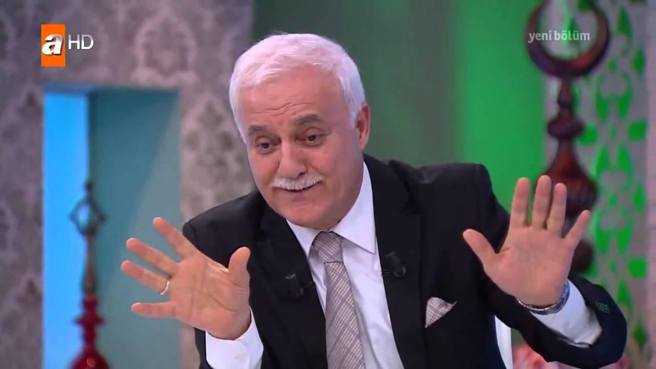 Gerici Nihat Hatipoğlu: Uzun saçlı ve küpeli olan gençlere karışmayın, bu gençleri İslam'da tutalım