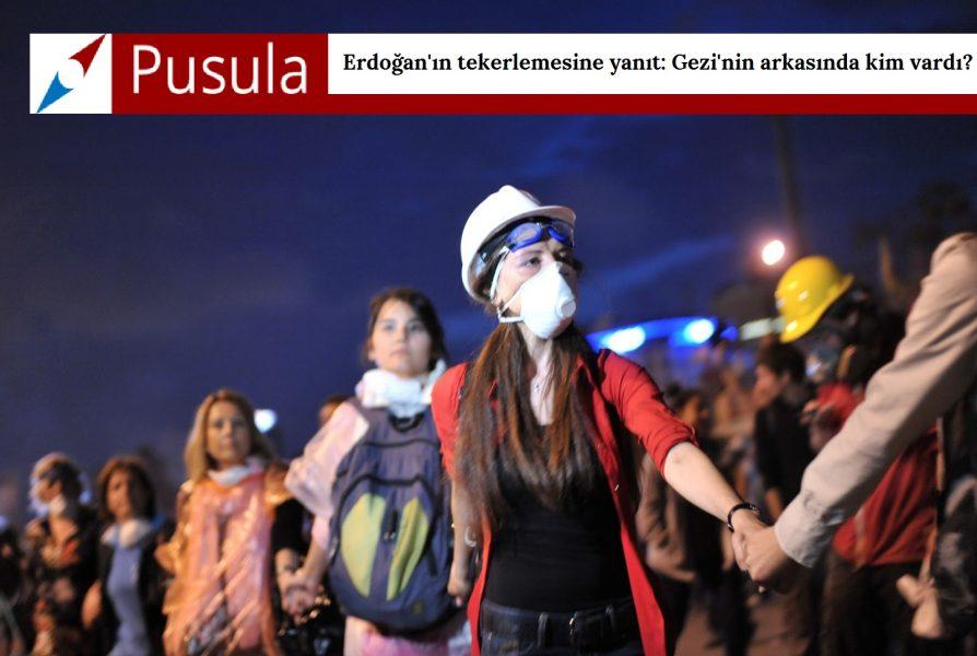 Erdoğan'ın ve yandaşın tekerlemesine yanıt: Gezinin arkasında kim vardı?