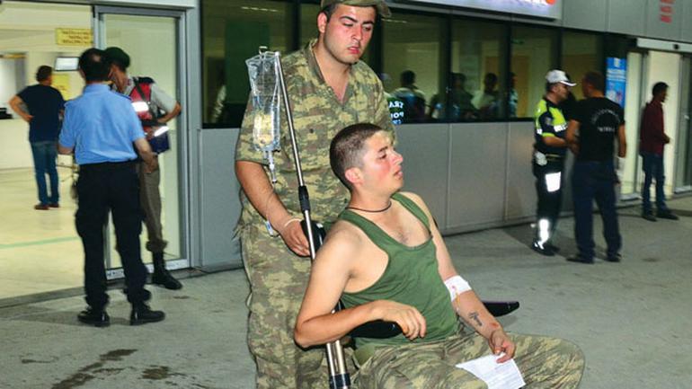 Askerleri zehirleyen yemek şirketi İstanbul ve Ankara'da bir çok devlet hastanesine de yemek veriyor