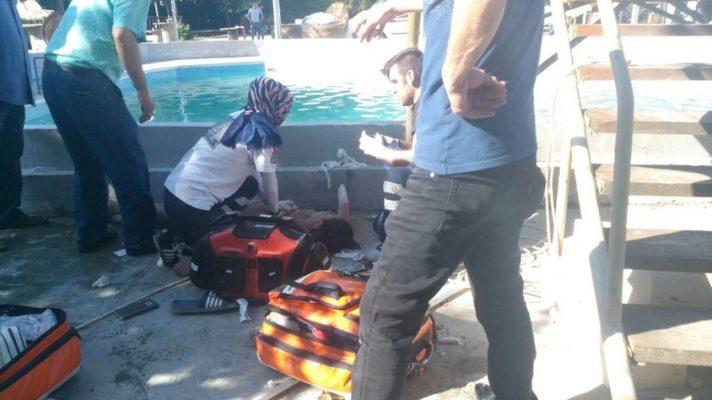 Sakarya'daki havuz faciasının nedeni belli oldu