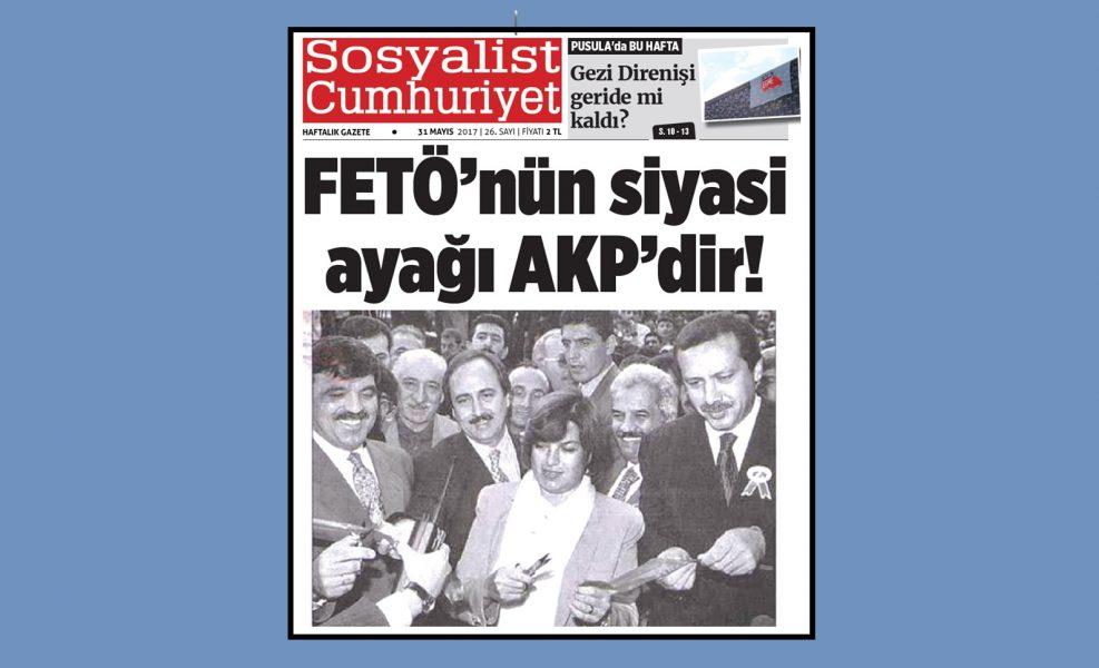 Sosyalist Cumhuriyet gazetesinin 26. sayısı