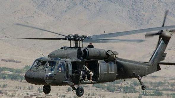 TSK'dan Sikorsky helikoptere saldırıya ilişkin açıklama