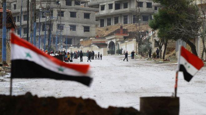 Rusya'dan ABD'ye sert Suriye yanıtı