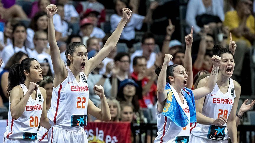 Avrupa Kadınlar Basketbol Şampiyonu İspanya oldu