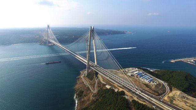 AKP'nin'çılgın' projeleri: Köprülerden 2.5 milyar lira kayıp!