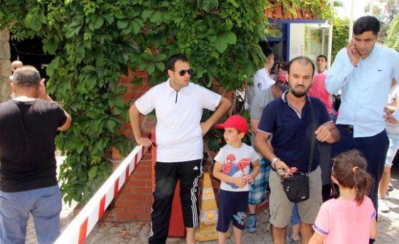 'İslami otel' sahtekarlığı: Aileler kapıda kaldı