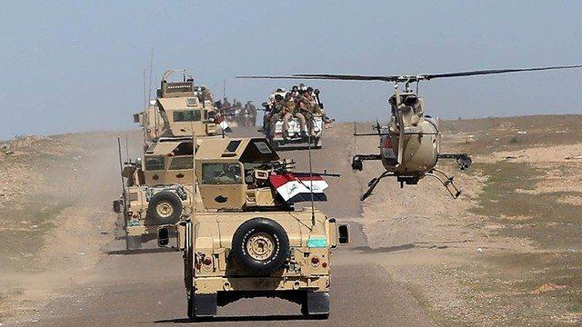 Irak televizyonu: Musul'un alınmasına kısa bir zaman kaldı