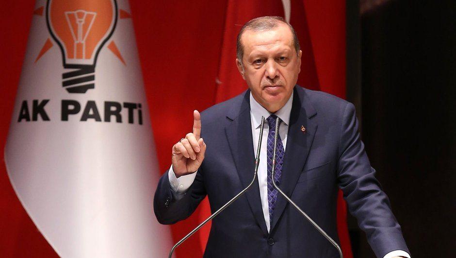 Erdoğan İstanbul'da 16 ilçe başkanının istifasını istedi