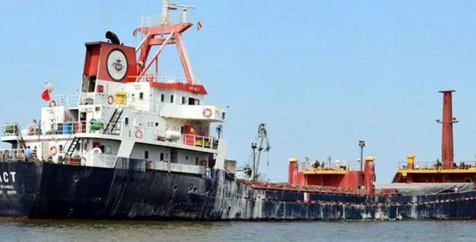 Ateş açılan gemi ile ilgili TSK'dan açıklama