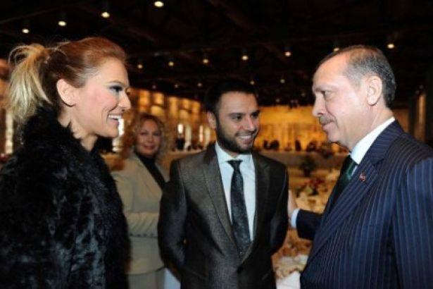 Erdoğan'ın ünlüsünden ırkçı kampanyaya destek