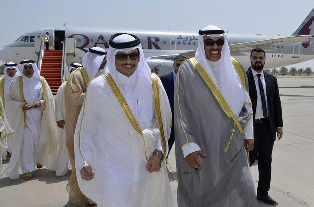 AKP'nin gıda yardımı gönderdiği Katar: 40 milyar dolar ve altın ile 300 milyar dolarlık varlığımız var