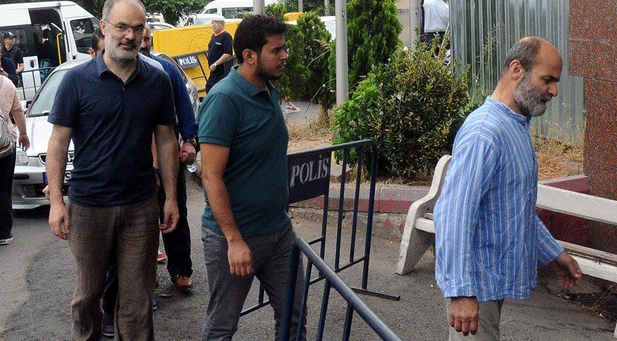 Büyükada'da gözaltına alınan Af Örgütü ve dernek yöneticileri hakkında karar çıktı