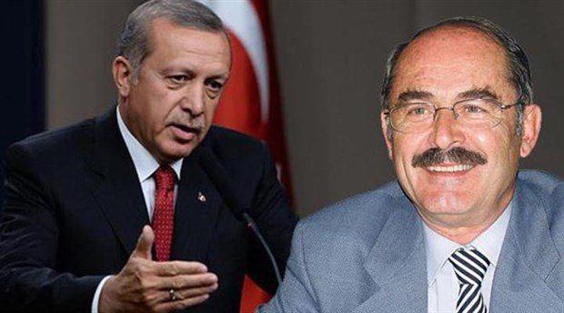 Erdoğan Büyükerşen'i aradı