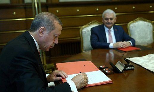 Saray'da program dışı görüşme: Kabinede değişiklik beklentisi var