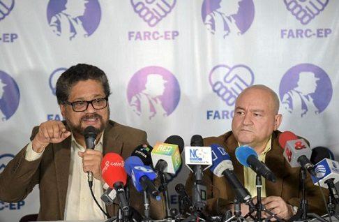 FARC siyasi parti kuruyor