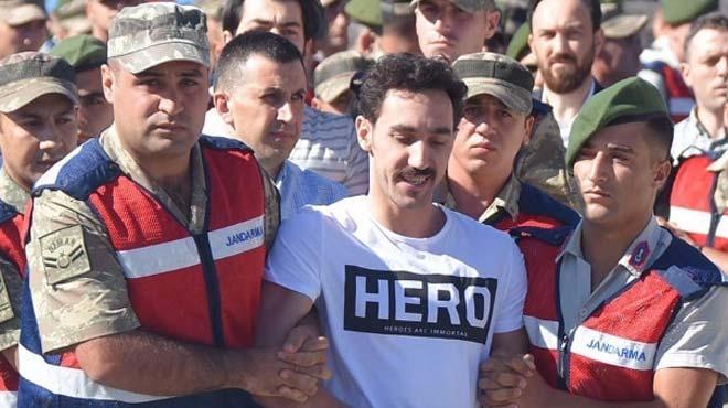 'Hero' tişörtü soruşturmasında yeni gelişme