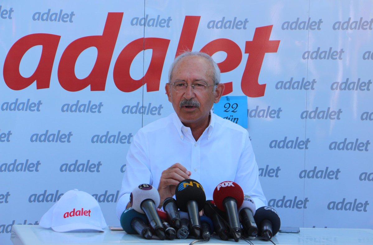 Kılıçdaroğlu AB'ciliğini konuşturdu