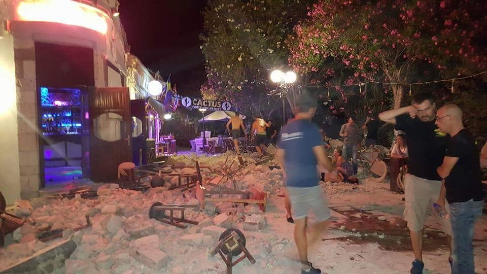 Deprem sonrası Kos'ta hayatını kaybeden Türk vatandaşının kimliği belli oldu