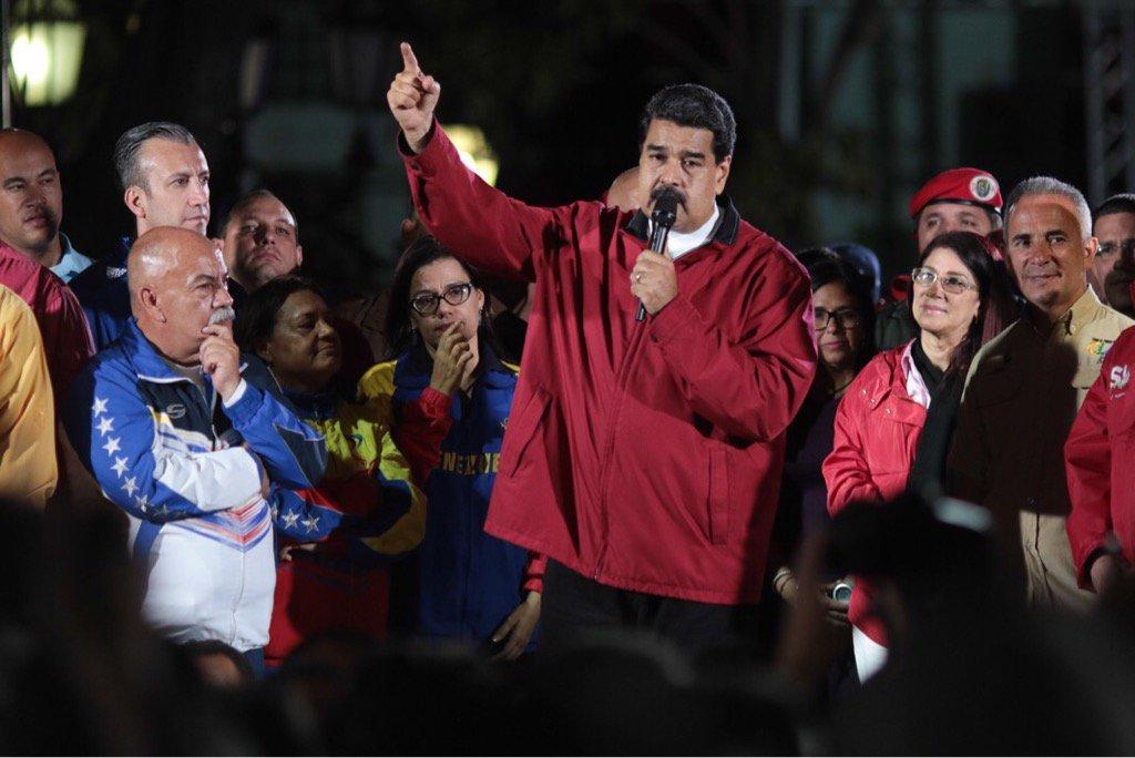 Maduro'dan zafer ilanı: Latin Amerika yeni bir direniş dalgasına başlayacak