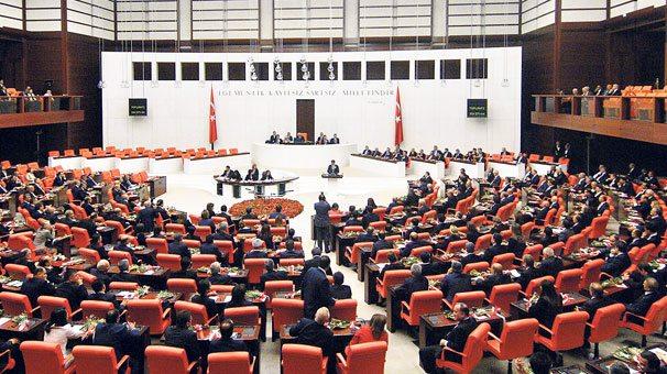 TSK Suriye'ye girerken, Meclis'teki üç partiden tatil kararı!