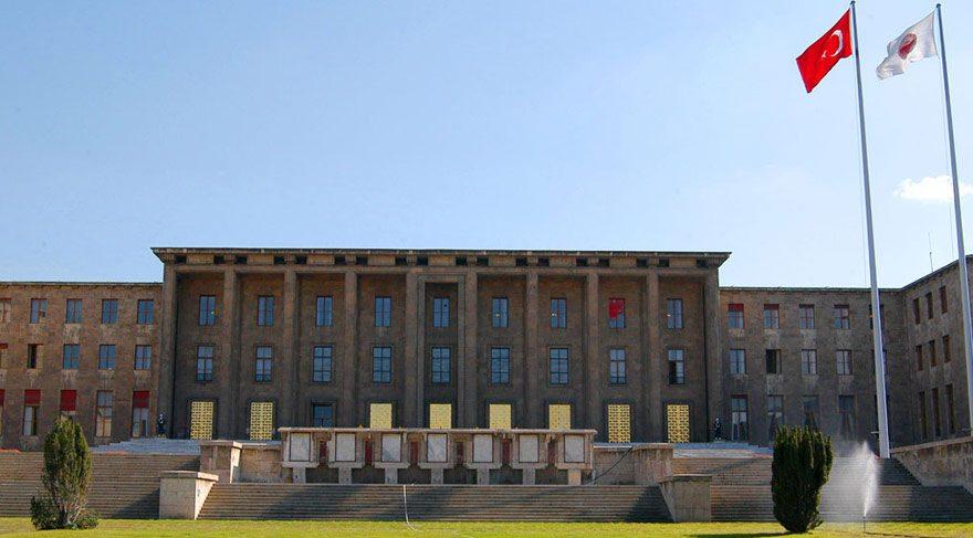 TBMM'ye yeni bina geliyor: 42 metrelik 15 Temmuz anıtı da olacak