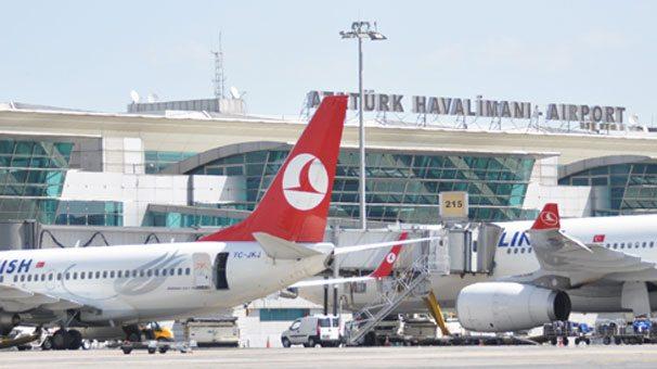 Kazakistan uçağı THY uçağına çarptı