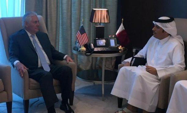 ABD Dışişleri Bakanı'nın Katar ziyaretinden'anlaşma' çıktı