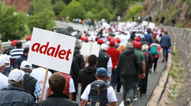Şişli, Kadıköy ve Avcılar belediyelerine 'Adalet Yürüyüşü' soruşturması