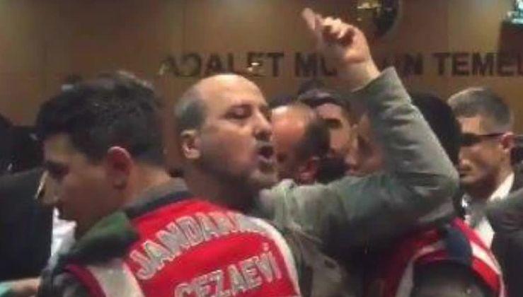 Ahmet Şık savunmasını böyle bitirdi:  Kahrolsun istibdat, yaşasın hürriyet!
