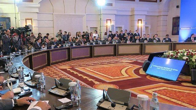 Astana-7 görüşmesi sona erdi