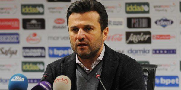 Bülent Uygun: Avrupalılara karşı Osmanlıspor olarak yurtdışındaki kamp programlarını iptal ettik