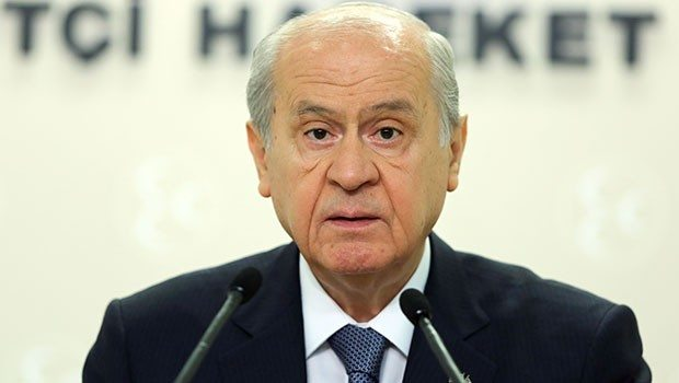MHP'den 'Başkan Yardımcısı Bahçeli' açıklaması