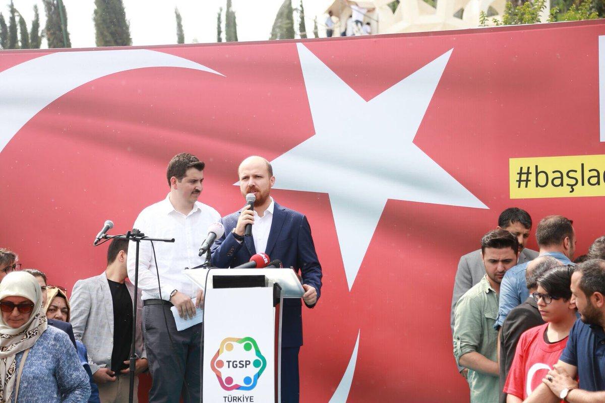 Bilal Erdoğan'Avrupa özentilerine' seslendi :
