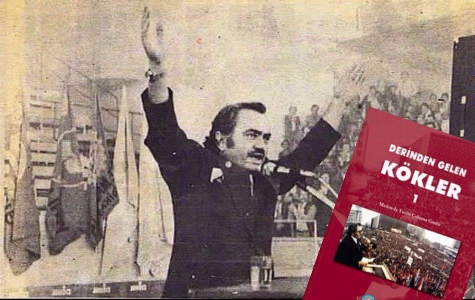 Birleşik Metal-İş'in 70. kuruluş yıldönümünde Kemal Türkler adına ödül ve kitap tanıtımı