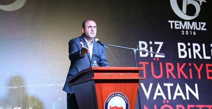 CHP İl Başkanı, Necmettin öğretmenle ilgili konuştu: Sizin ölüye de mi saygınız yoktur?