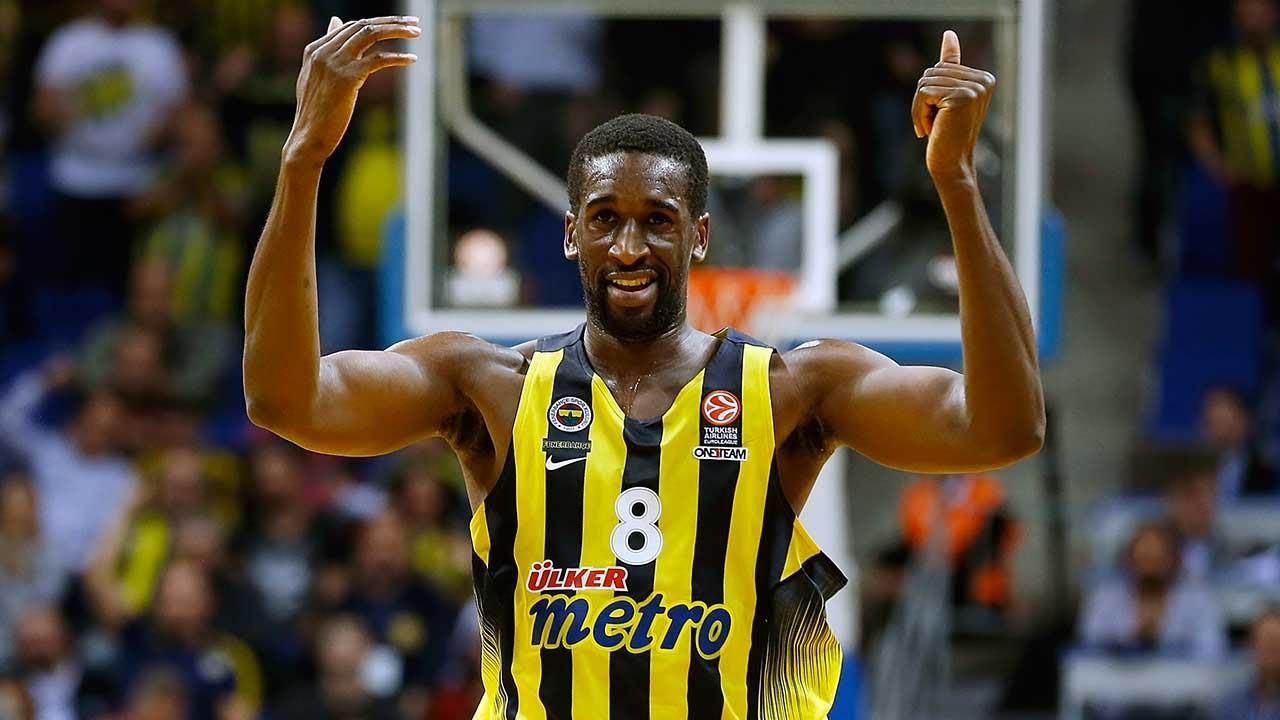 Ekpe Udoh Fenerbahçe'den ayrıldı