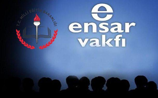Danıştay, MEB'in Ensar Vakfı ile protokol kararını bozdu