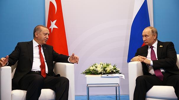 Erdoğan'dan Putin görüşmesi sonrasında açıklama: Çok farklı bir G20 Zirvesi yaşıyoruz