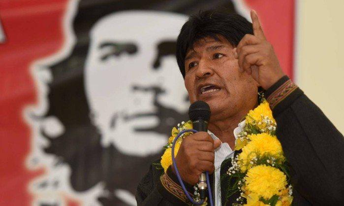 Morales: Trump savaşa ayırdığı bütçeyi neden açlık ve yoksullukla mücadele etmek için kullanmıyor?