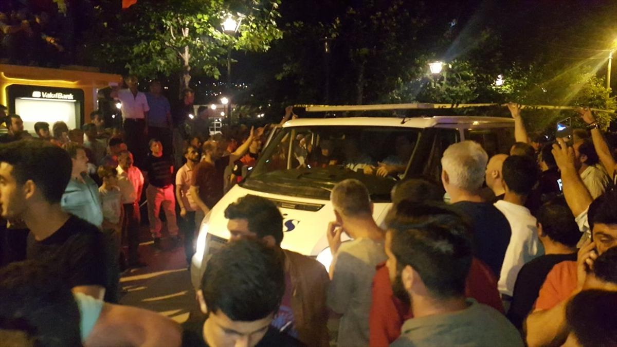 Gemlik Adliyesi'nde saldırı: Bir polis öldürüldü, zanlı intihar etti