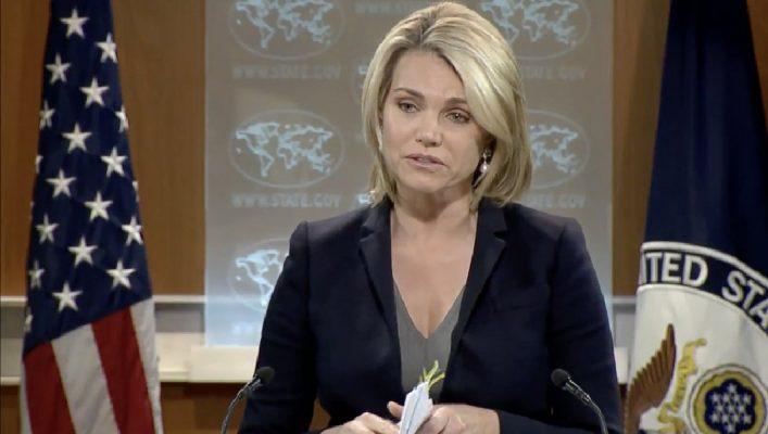 ABD Dışişleri : Vize kararı bizimle ve Beyaz Saray'la koordinasyon içinde alındı