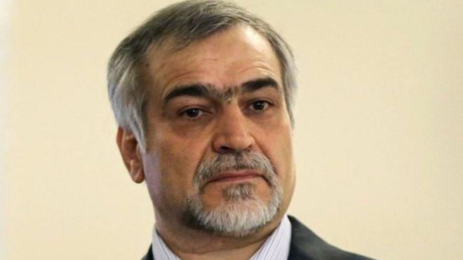 İran Cumhurbaşkanı Ruhani'nin kardeşi gözaltına alındı