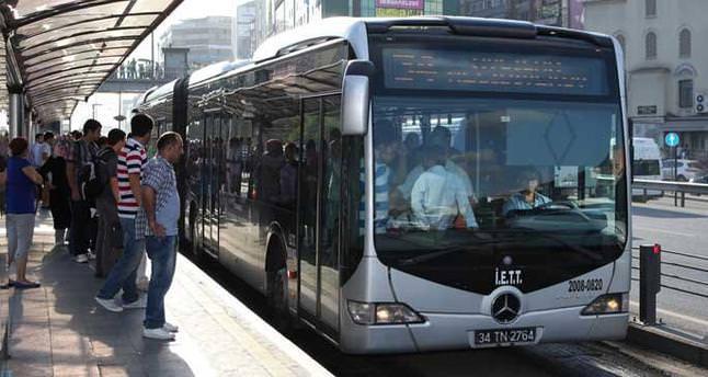 İstanbul'da hafta sonu toplu taşıma ücretsiz
