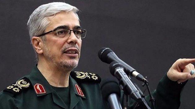 İran Genelkurmay Başkanı'ndan 'Kürdistan' açıklaması