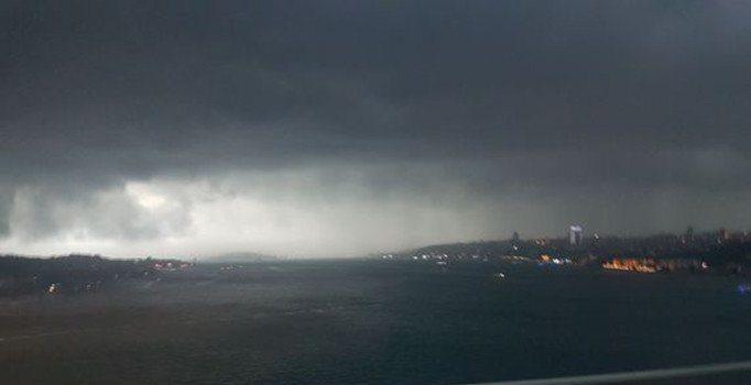 İstanbul'a soğuk ve yağış uyarısı