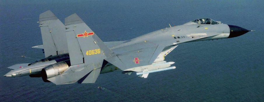 Güney Çin Denizi'nde gerginlik: Çin jetlerinden ABD gemisine uyarı
