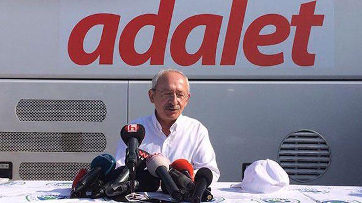 Kılıçdaroğlu: İstanbul'a yaklaşırken bazı duyumlar geliyor