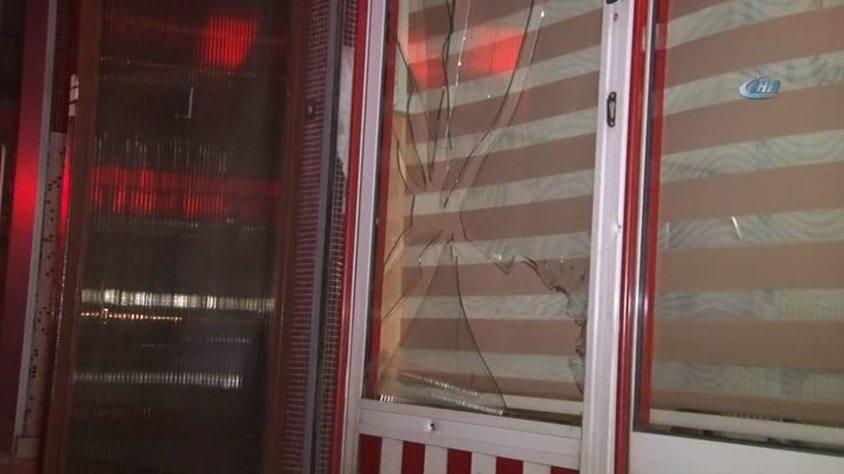 İstanbul'da kahvehane tarandı: Yaralılar var